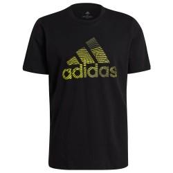 Adidas Tape Logo Graphic GL3699 Black